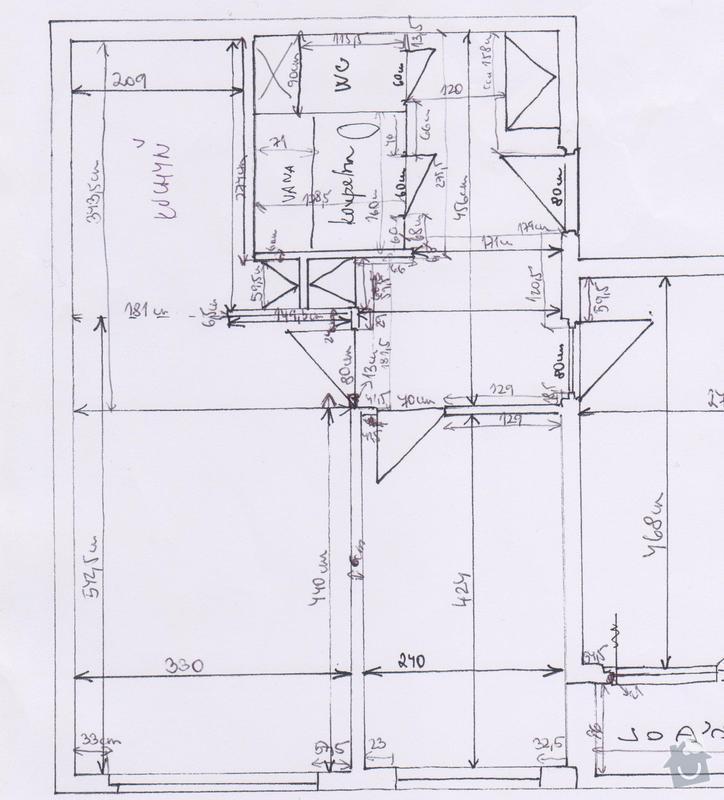 Rekonstrukce koupelny a wc: 001_elektrina