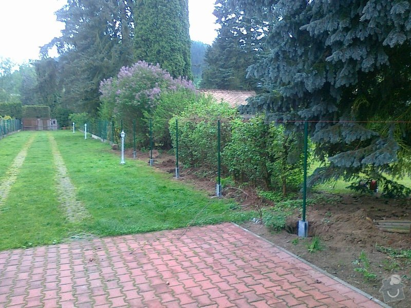 Oprava plotu: 10052013938
