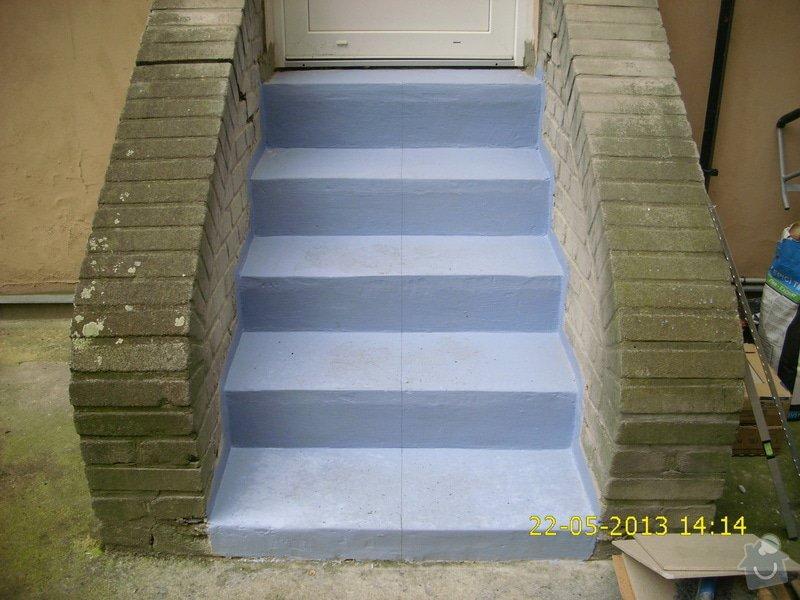 Rekonstrukce dvou schodišť do vnitrobloku činžovního domu: IMG_0019