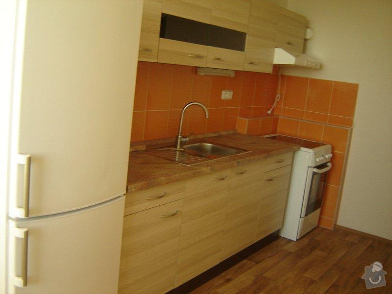 Rekonstrukce koupelny a kuchyně: DSC01486