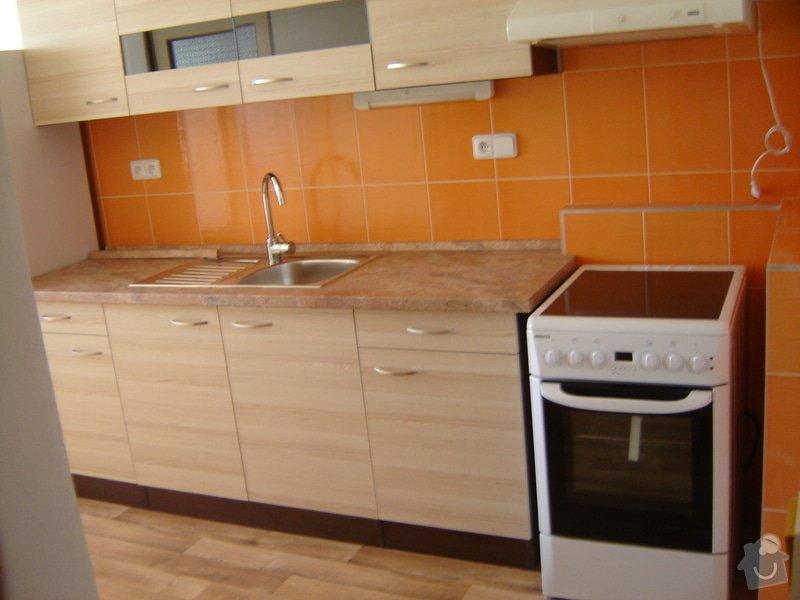 Rekonstrukce koupelny a kuchyně: DSC01487