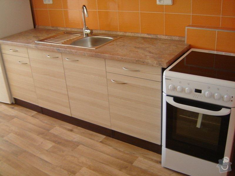 Rekonstrukce koupelny a kuchyně: DSC01488