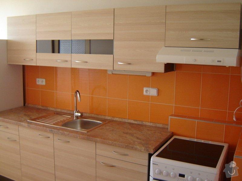 Rekonstrukce koupelny a kuchyně: DSC01489