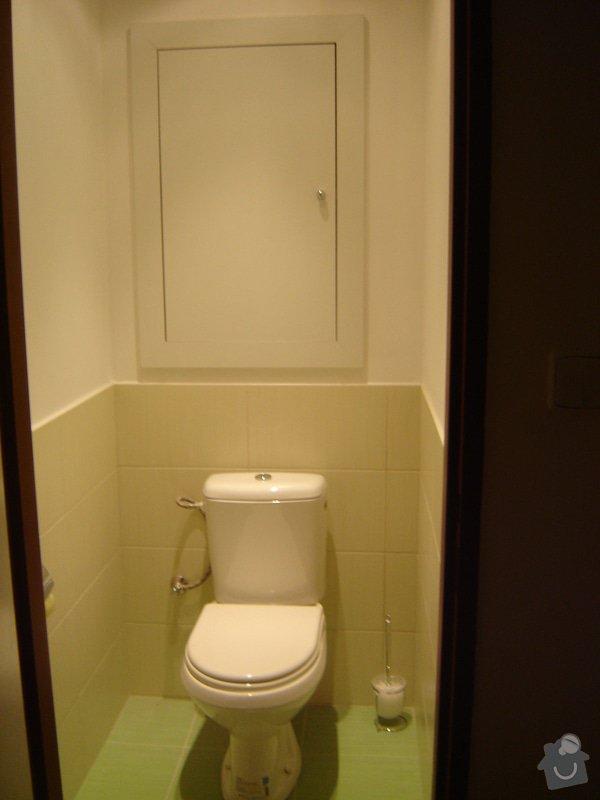 Rekonstrukce koupelny a kuchyně: DSC01491