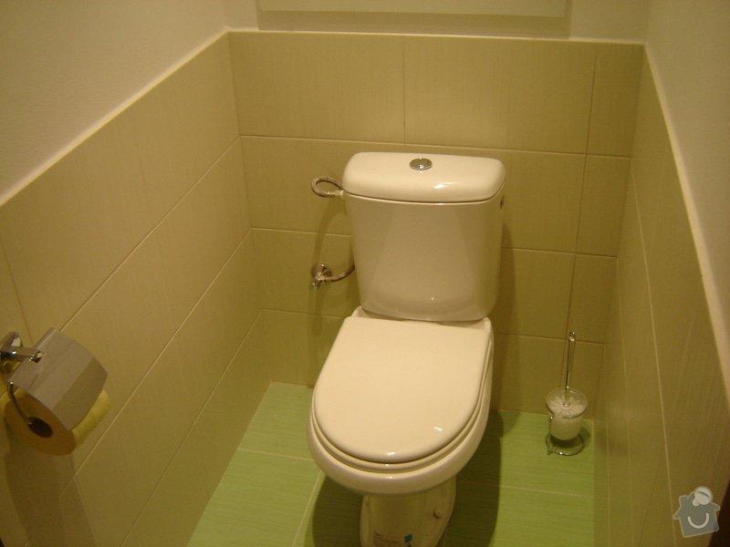 Rekonstrukce koupelny a kuchyně: DSC01492