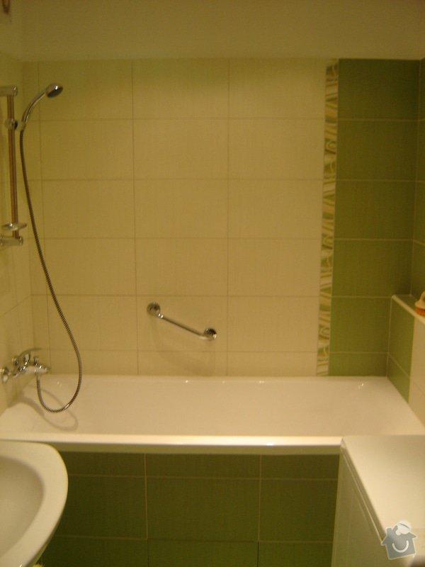 Rekonstrukce koupelny a kuchyně: DSC01493