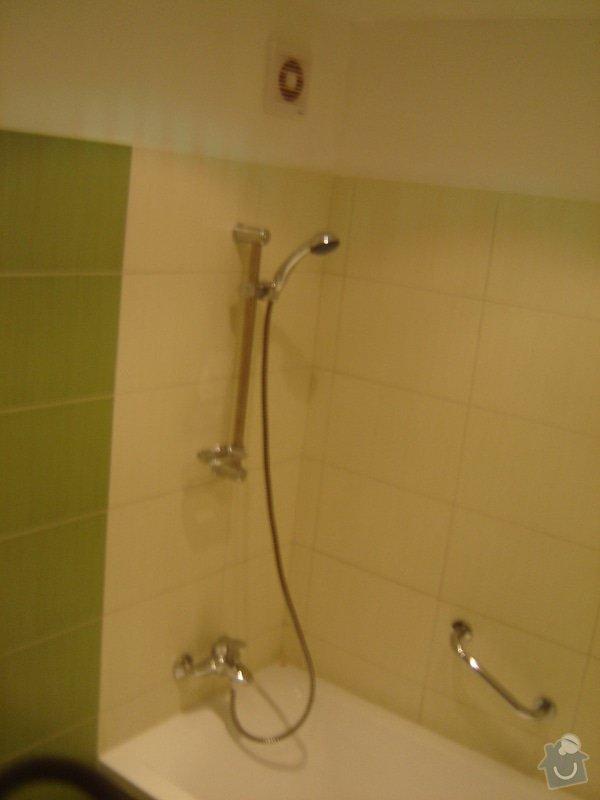 Rekonstrukce koupelny a kuchyně: DSC01494