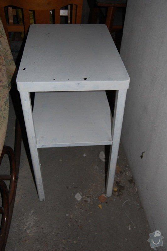 Renovace dřevěného nábytku (ne starožitného), celkem 8 ks: DSC_0479