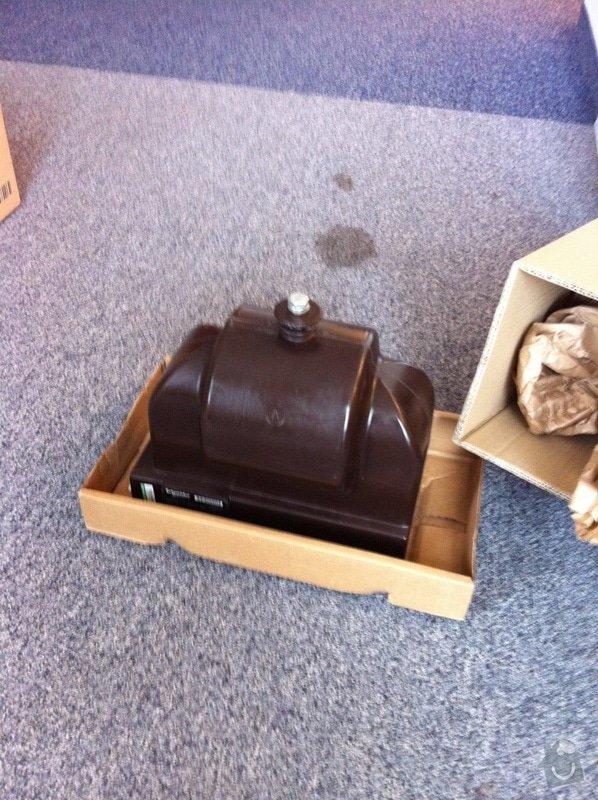 3 ks dřevěných beden: Transformator