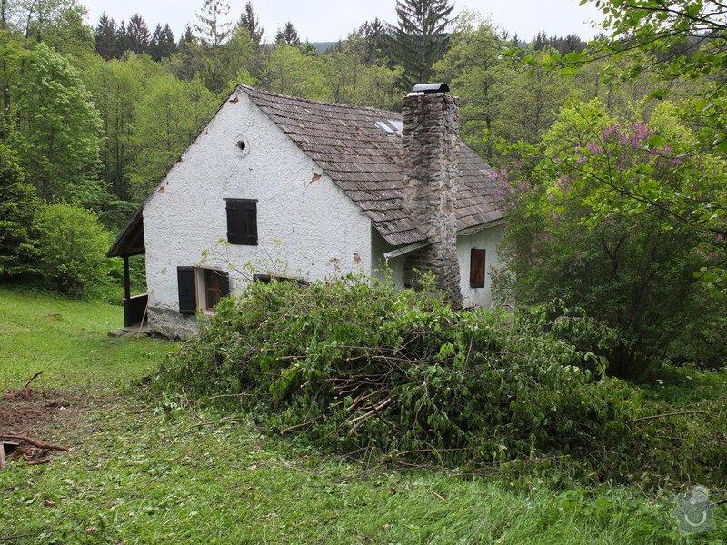 Rekonstrukce střechy, krov, střešní krytina: DSCF9114