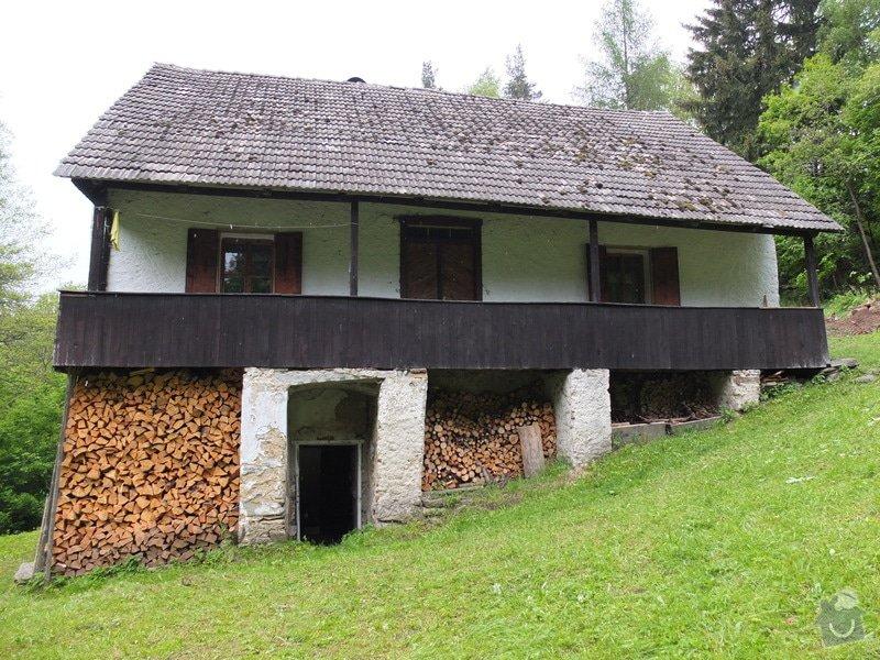 Rekonstrukce střechy, krov, střešní krytina: DSCF9130