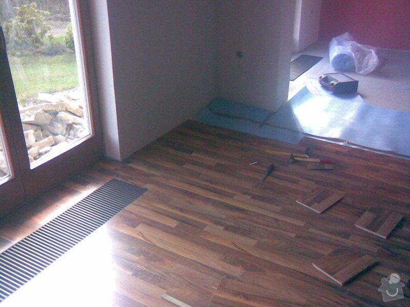 Plovouci podlaha,pvc: Plovouci