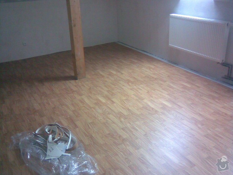 Plovouci podlaha,pvc: Pokladka_pvc