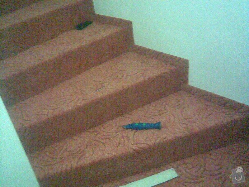 Koberec na schodiště: po..