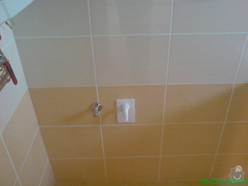 Montáž zdravotechniky,topení,plynu v bytě: DSC00002