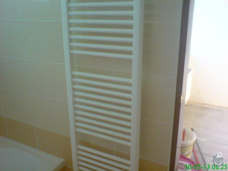 Montáž zdravotechniky,topení,plynu v bytě: DSC00004