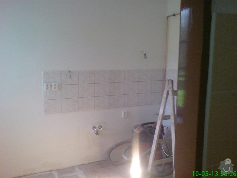 Montáž zdravotechniky,topení,plynu v bytě: DSC00006