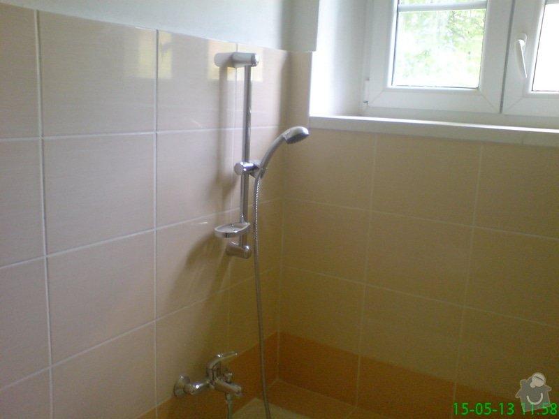 Montáž zdravotechniky,topení,plynu v bytě: DSC00015