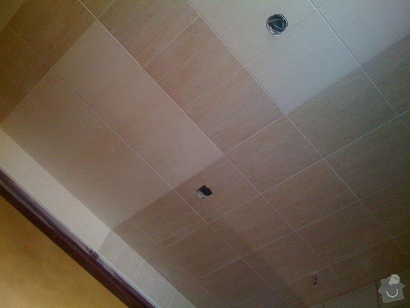 Rekonstrukce koupelny : IMG_1778