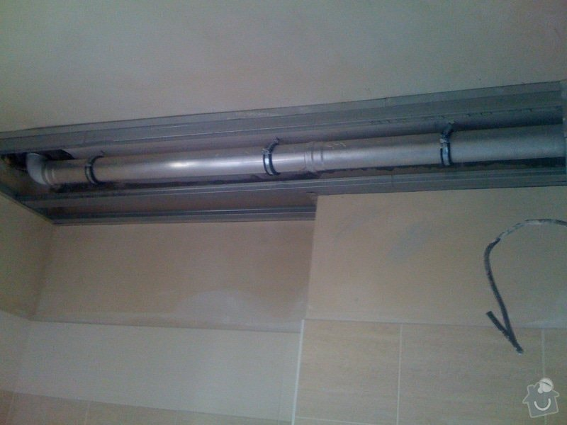 Rekonstrukce koupelny : IMG_1781