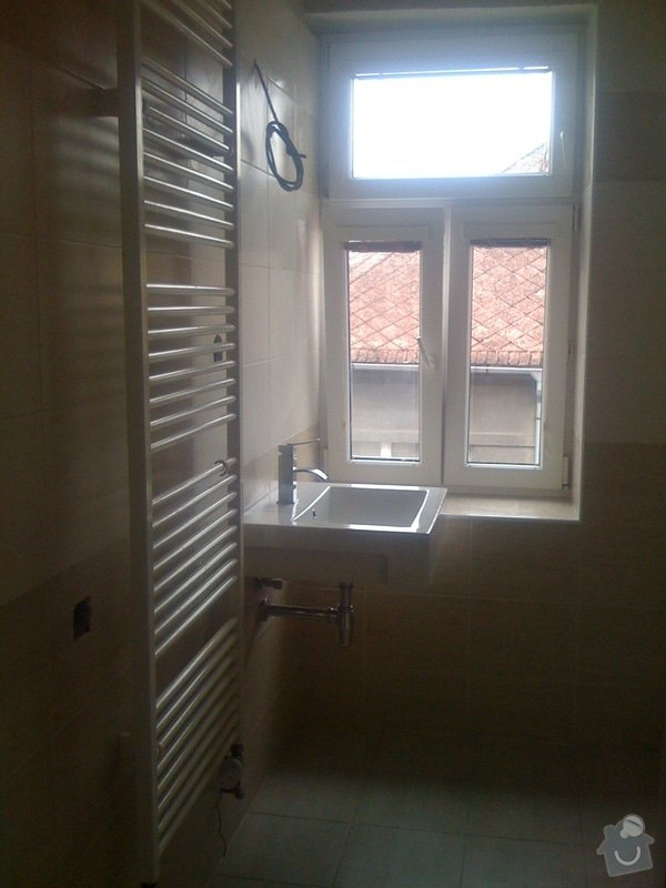 Rekonstrukce koupelny : IMG_1791