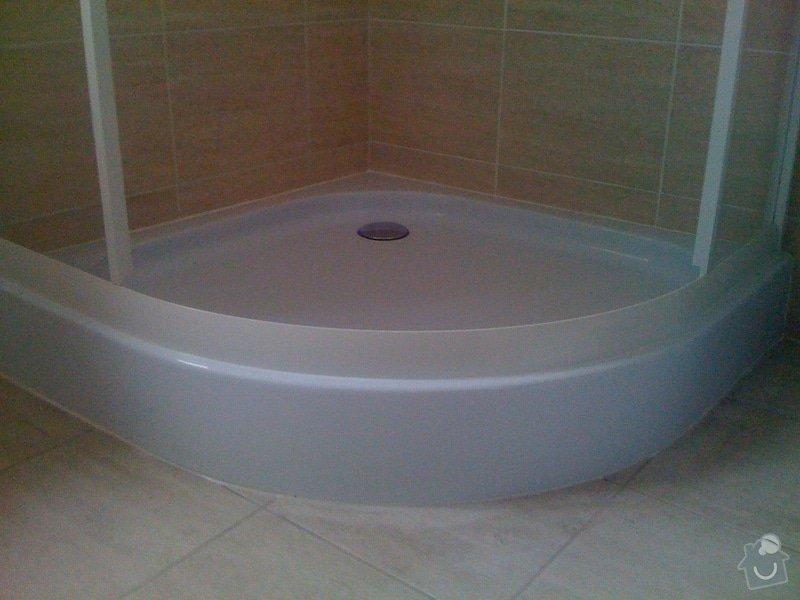 Rekonstrukce koupelny : IMG_1798