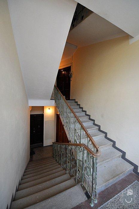 Rekonstrukce schodiště v činžovním domě: Schody_02