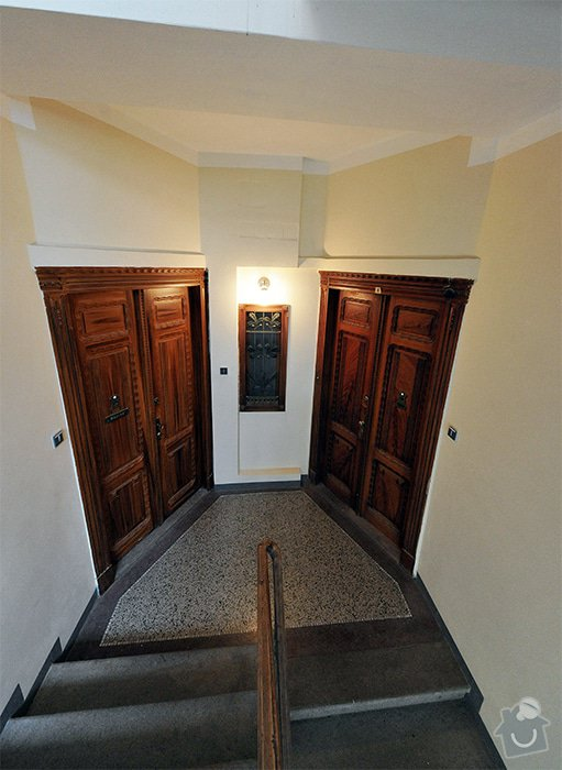 Rekonstrukce schodiště v činžovním domě: Schody_04