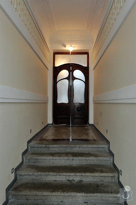 Rekonstrukce schodiště v činžovním domě: Schody_06