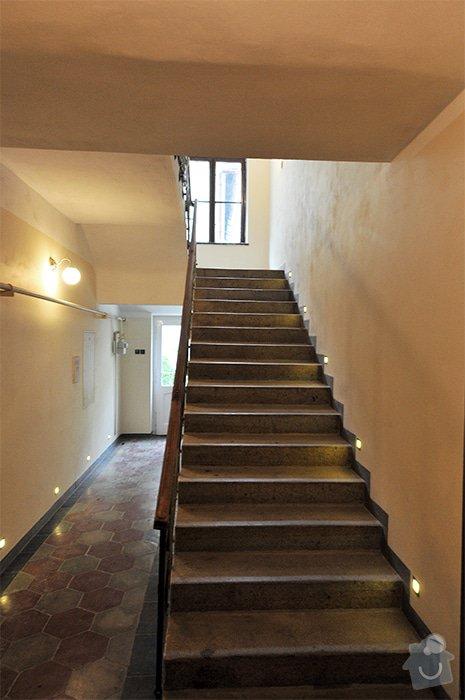 Rekonstrukce schodiště v činžovním domě: Schody_07