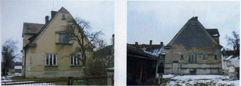 Výměna střešní krytiny: strecha_fasada