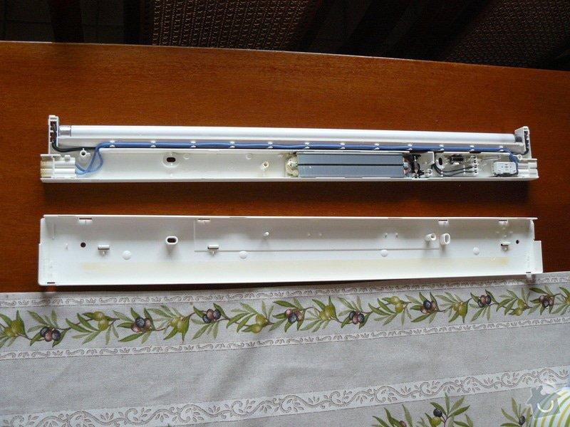 Opravu kuchyňské zářivky: P1190921