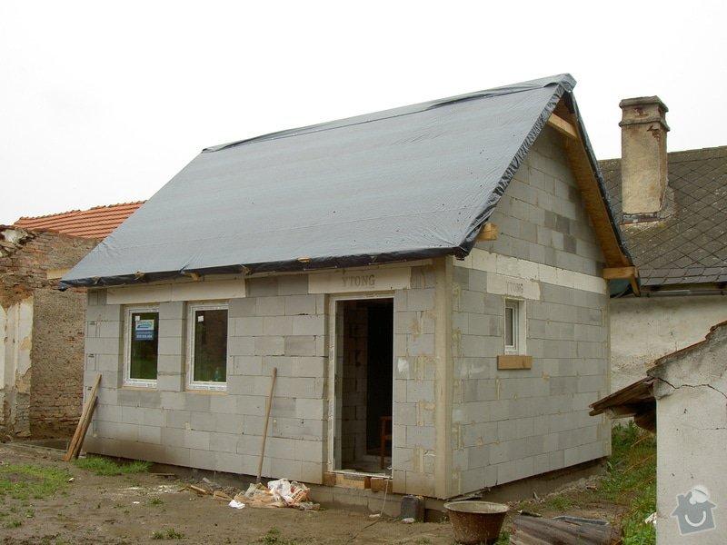 Oplechování, střešní krytina: strecha