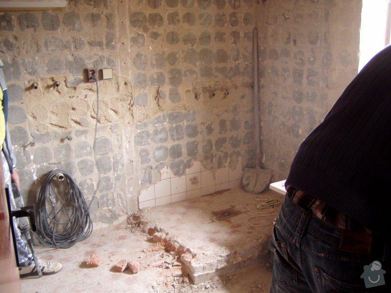 Rekonstrukce koupelny: Rekonstrukce_003