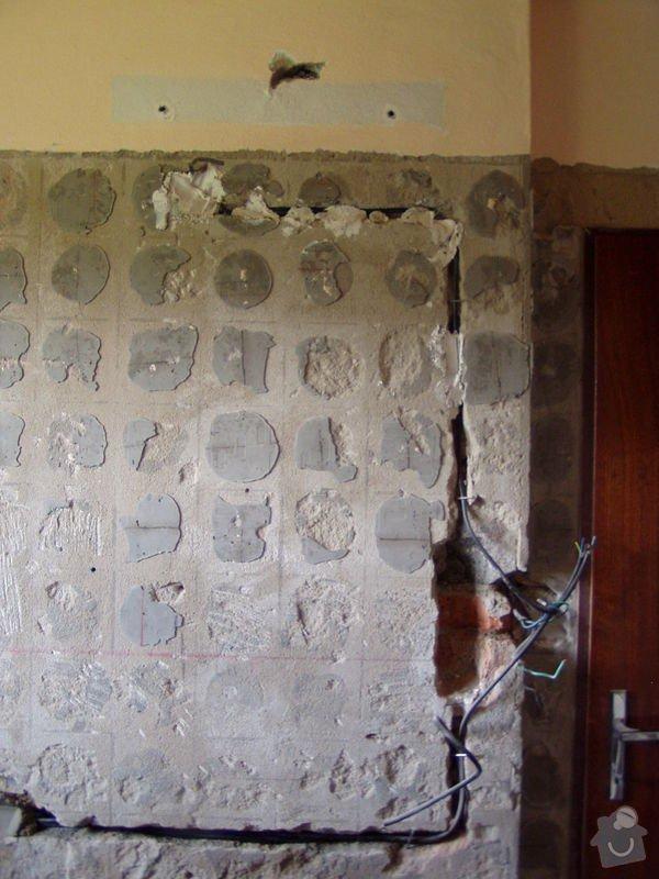 Rekonstrukce koupelny: Rekonstrukce_012