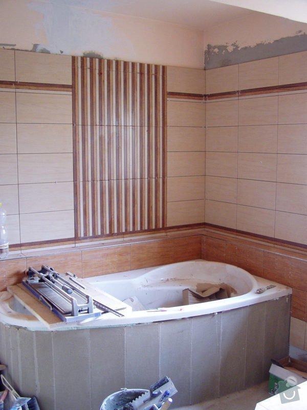 Rekonstrukce koupelny: Rekonstrukce_026