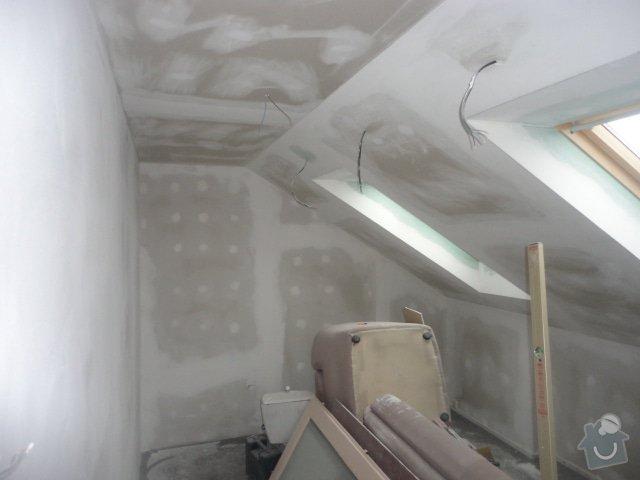 Rekonstrukce půdních prostor.: DSC00854