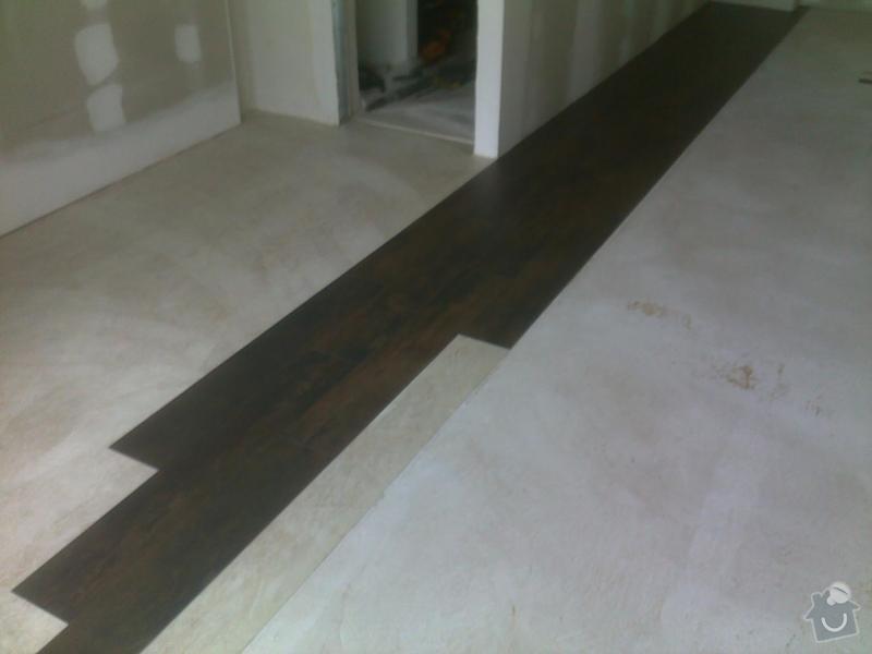 Pokladka vinylove podlahy : 02062013494