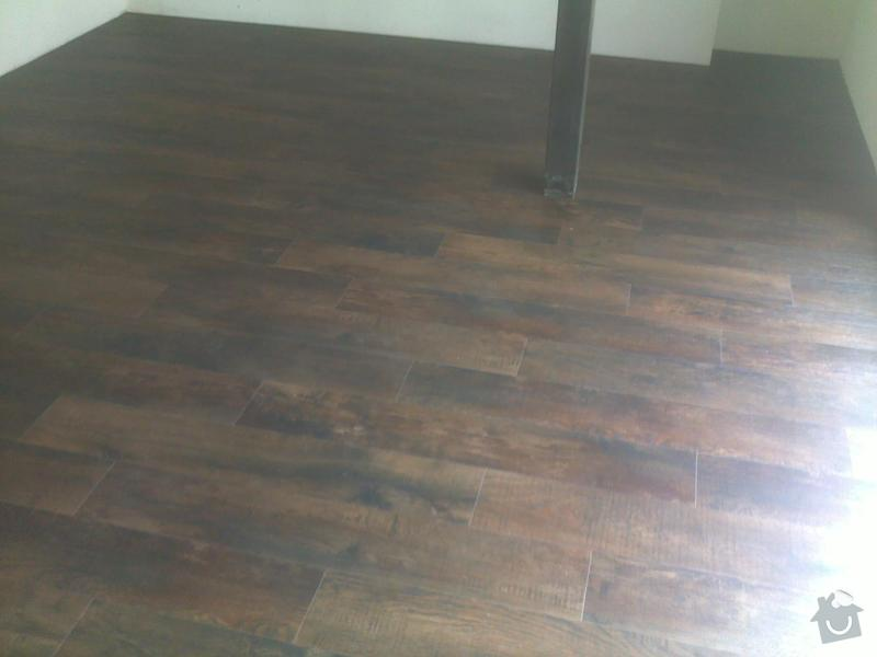 Pokladka vinylove podlahy : 02062013497