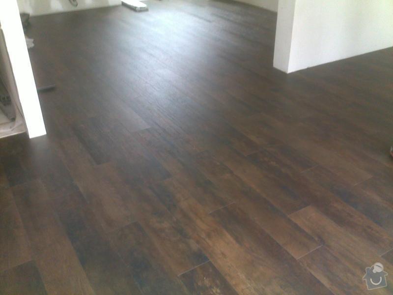 Pokladka vinylove podlahy : 02062013498