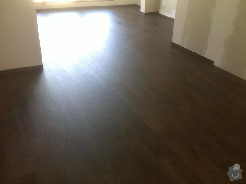 Pokladka vinylove podlahy : 02062013499