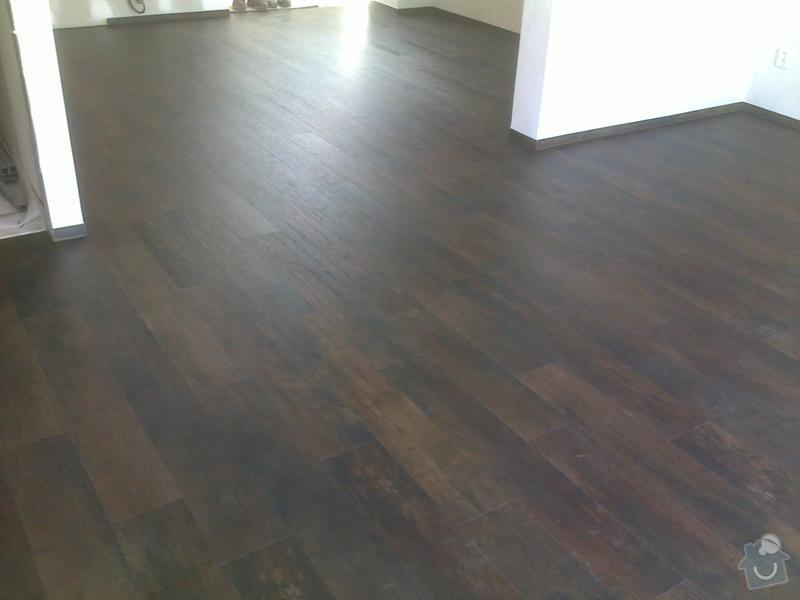 Pokladka vinylove podlahy : 02062013501