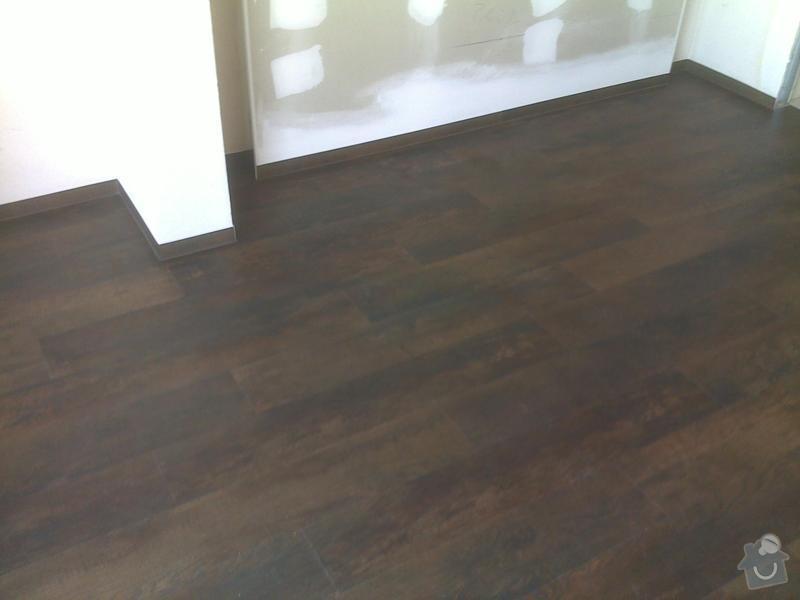 Pokladka vinylove podlahy : 02062013502