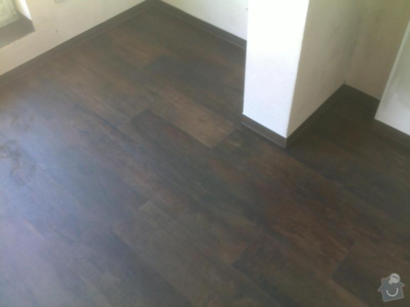 Pokladka vinylove podlahy : 02062013503