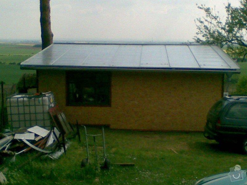 Falcovaná střecha: 045