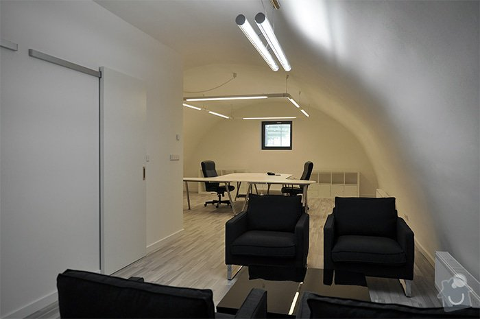 Kancelářské prostory - rekonstrukce: Holesovice_01
