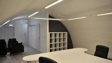 Kancelářské prostory - rekonstrukce