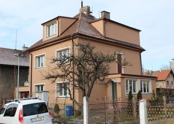 Oprava/pokládka střechy RD