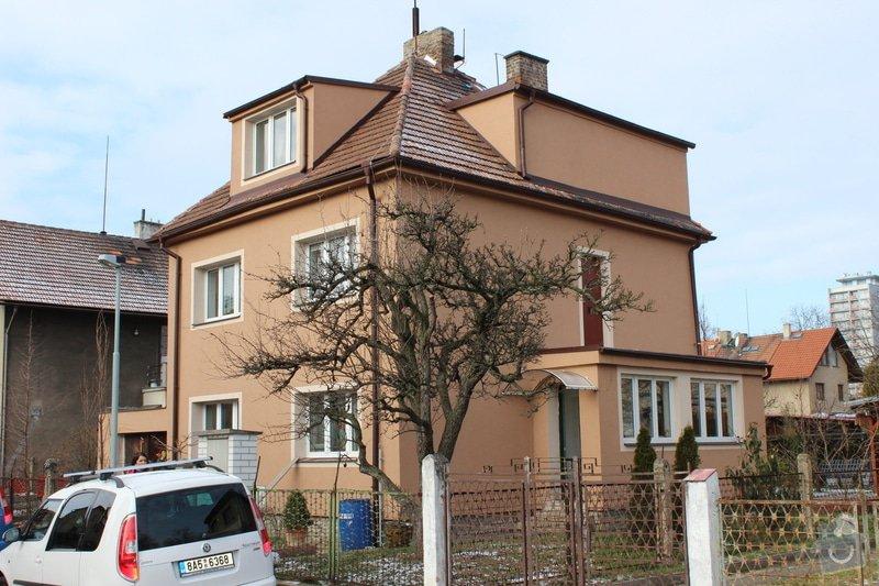 Oprava/pokládka střechy RD: 2013_02_09_0948