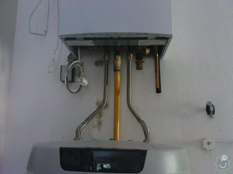 Montáž boileru Dražice: DSC00757